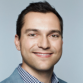 Nathan Blecharczyk, co-founder @Airbnb