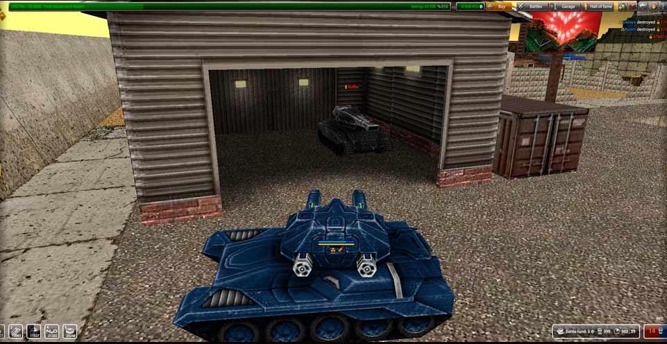 Как сделать в танках онлайн всё заново