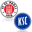 FC St. Pauli - Karlsruher SC