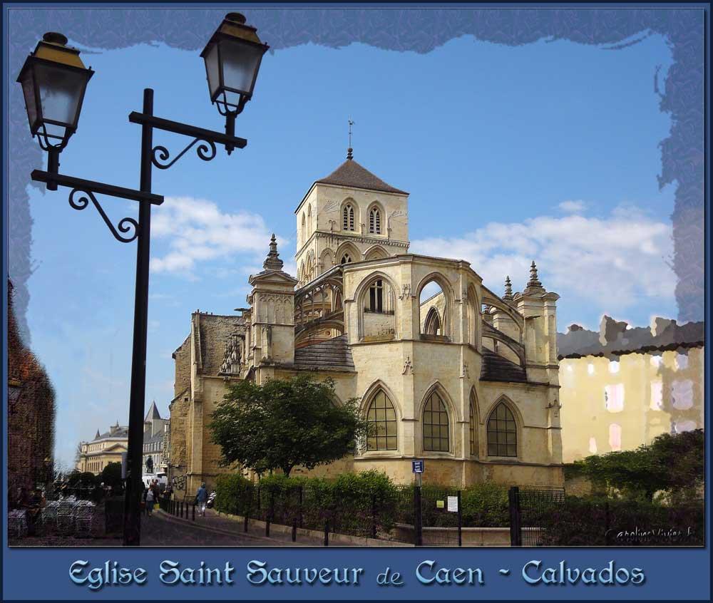 Eglise Saint Sauveur de Caen