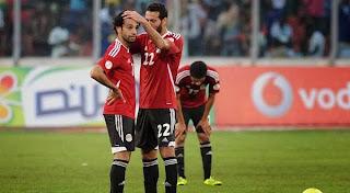 مشاهدة نتيجة واهداف مباراة مصر وغانا اليوم الثلاثاء 19/11/2013
