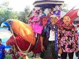 Marcing Band Ponpes Hidayaturrahman Indramayu