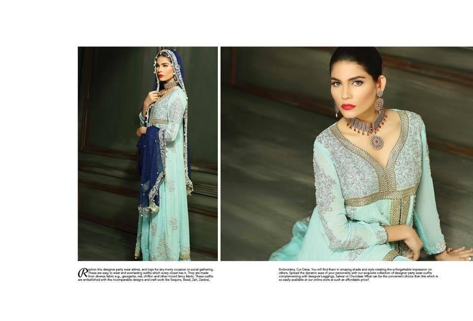 Madiha Malik Summer Pret Formal 2015 Collection
