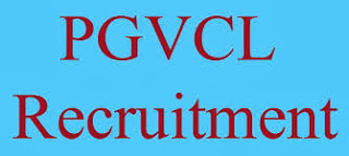 PGVCL Recruitment 2014