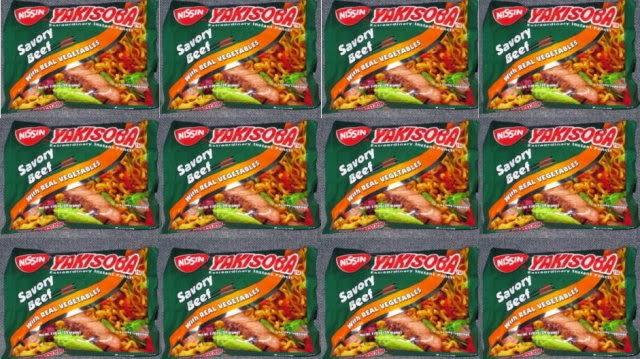 Yakisoba Noodles (Nissin)