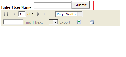 how to pass parameters to crystal reports /  rdlc reports using asp
