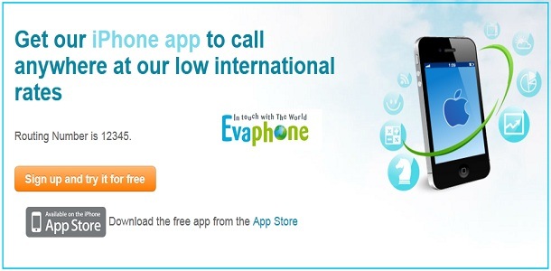 EvaPhone for iPhone and iPad