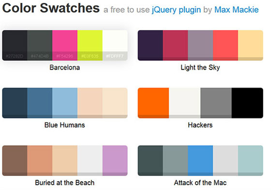 Latest jQuery Plugins
