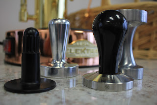 Pictures of tampers at 1st-line Equipment, LLC