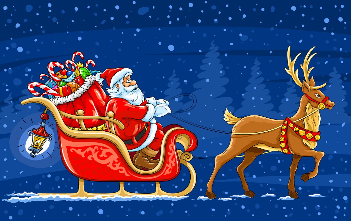 Christmas Santa Claus : 子供用品 プレゼント : 子供