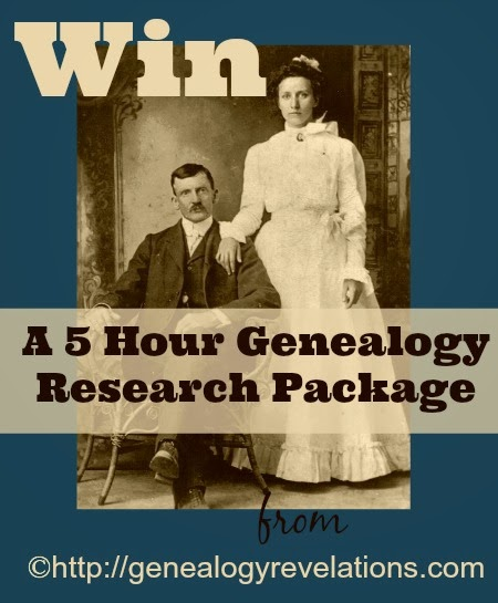 genealogy revelations giveaway