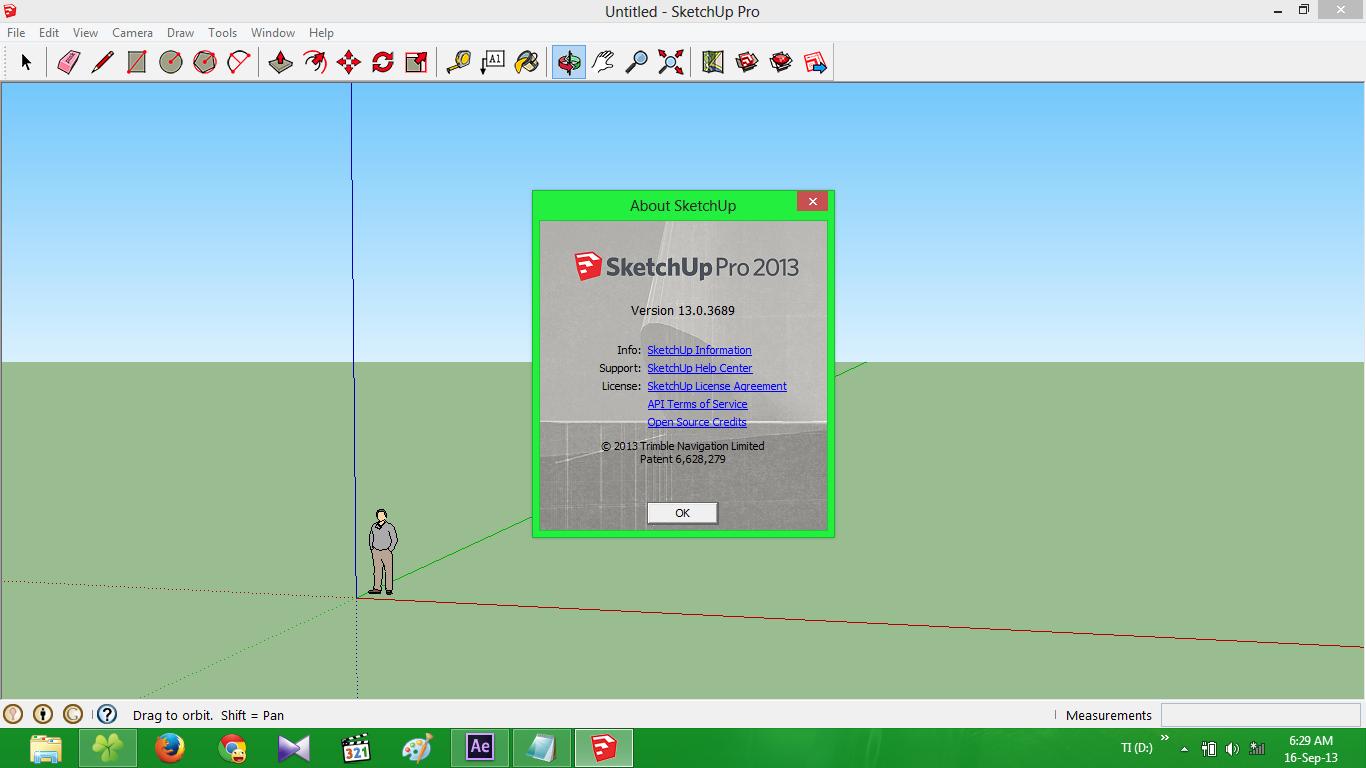 Google sketchup pro 2013 13 full crack abduhshare for Sketchup 2013