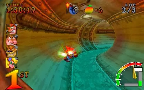 Crash 4 Team Racing Portable Free Download PC Games