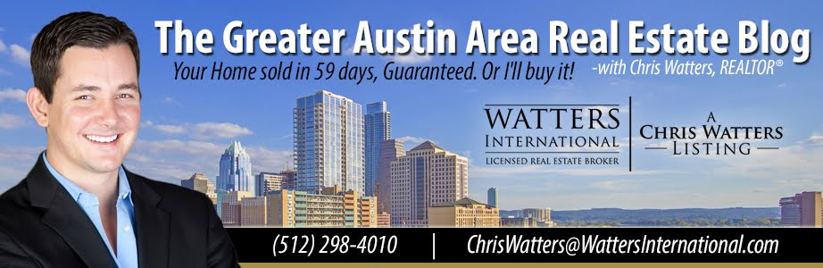 The Greater Austin Area Real Estate Video Blog with Christopher Watters