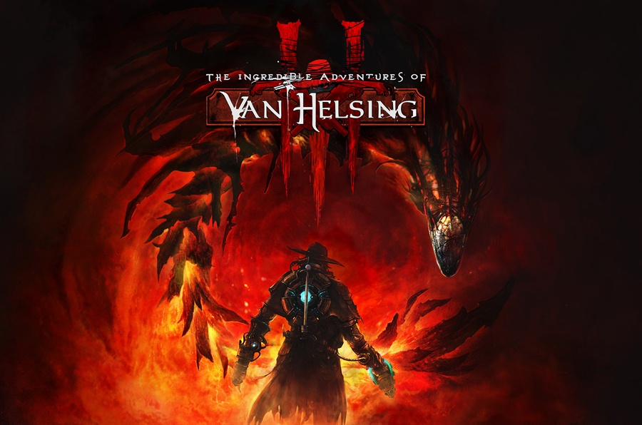 The Incredible Adventures of Van Helsing III Download Poster