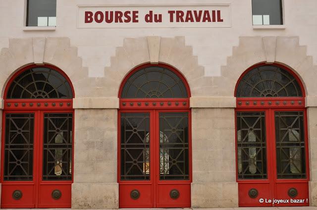 Troyes - bourse du travail
