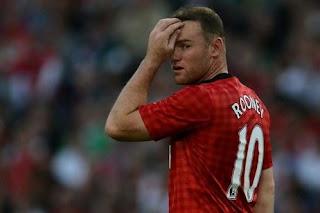 Wayne Rooney number 10