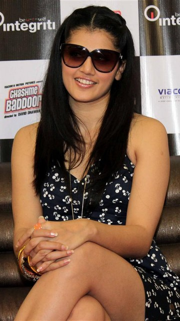 Taapsee Pannu Hot Pictures