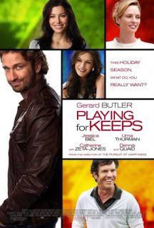Playing For Keeps (2012) Movie Postere