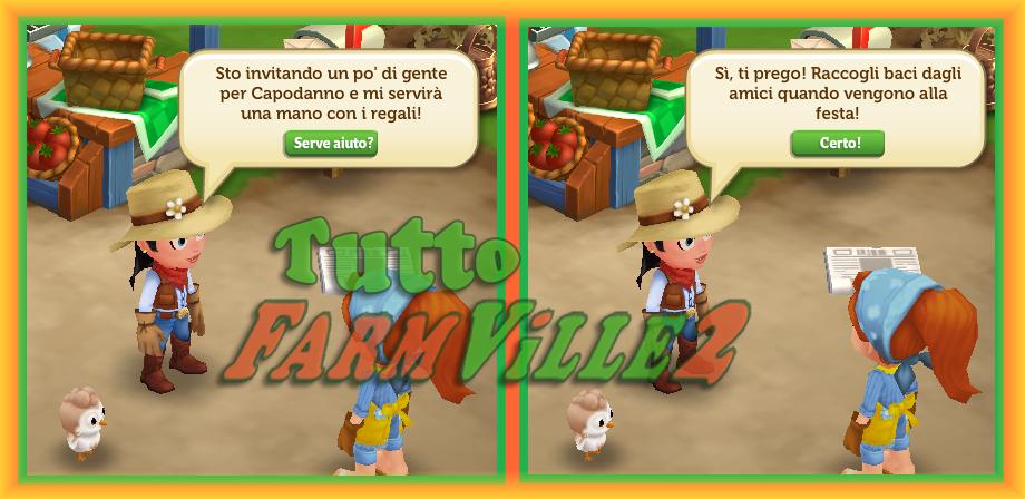 Tutto farmville 2 stand di capodanno for Altalena portico fattoria