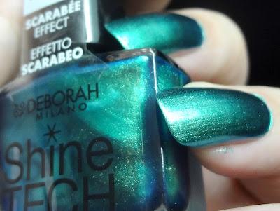 Shine Tech nr 71 effetto scarabeo by Deborah