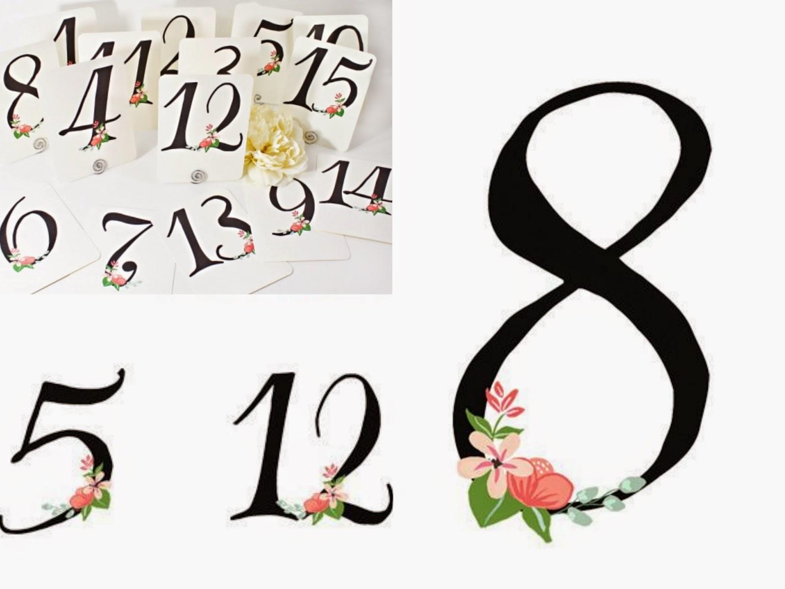 Imprimibles para bodas (Parte 1) | Sweet Bodas