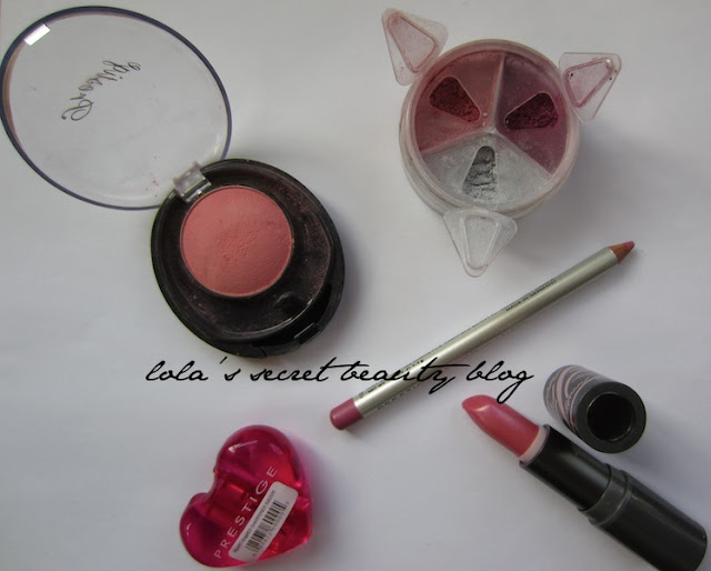 lola's secret beauty blog: Prestige Cosmetics Sweet Treats for Valentine's Day, or Any Day! Swatches & Review!