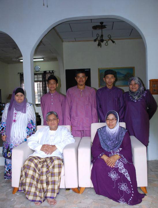 keluarga aku
