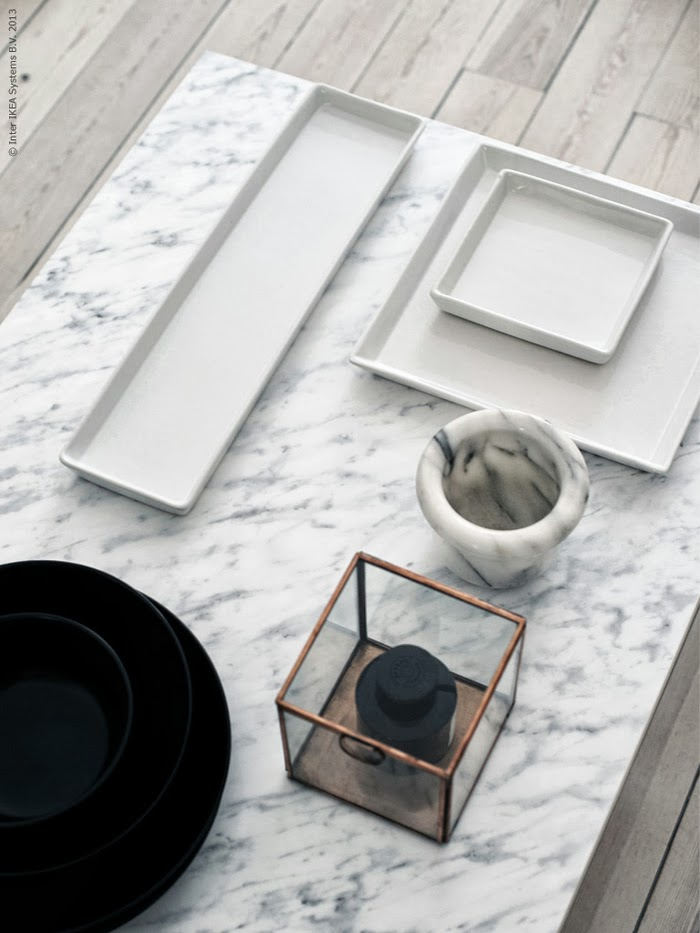DIY Marble Coffee TablePossibly Most Favourite IKEA Hack Yet