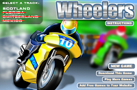 Game, Wheelers, Bike Game, Race game, action, tapandaola111
