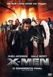 X-Men 3: O Confronto Final - DVDRip Dual Áudio