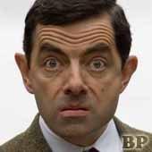 Mr. Bean-Dengan-Dewi-Persik