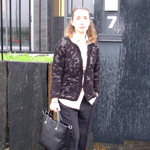 Culottes / falda pantalón. Visit www.forarealwoman.com  #fashion #moda #blogger