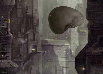 ciudades ilustracion concepto inspiracion