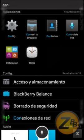 Bocoran Update BalckBerry 10.3 muncul