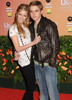 Jesse McCartney Girlfriend