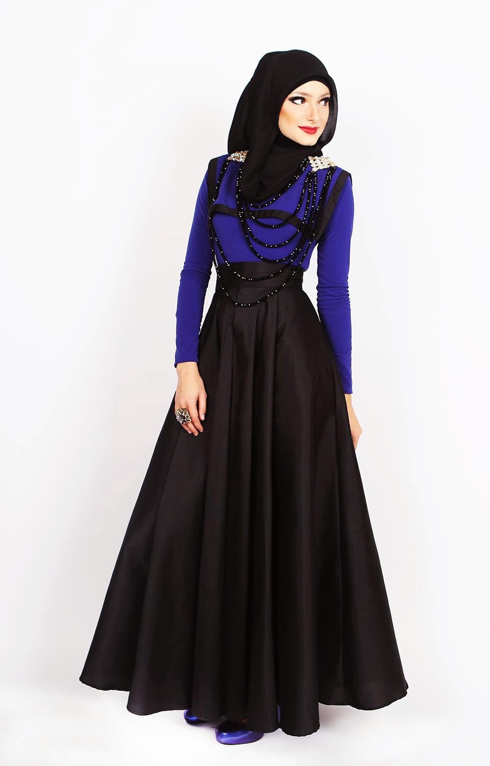 Kumpulan Model Baju Muslim Wanita Modern Masa Kini