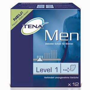 Échantillon Gratuit du Protège-slip Tena pour homme à recevoir