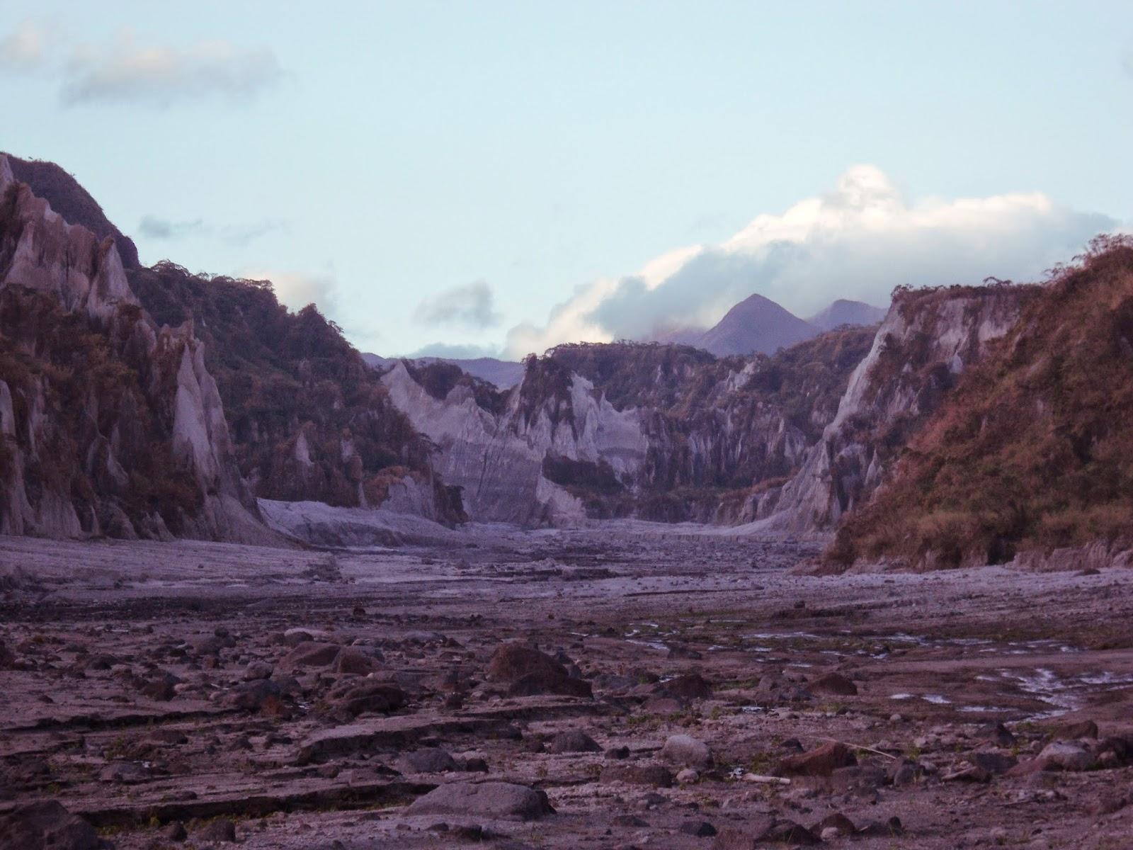 Mount Pinatubo trekking