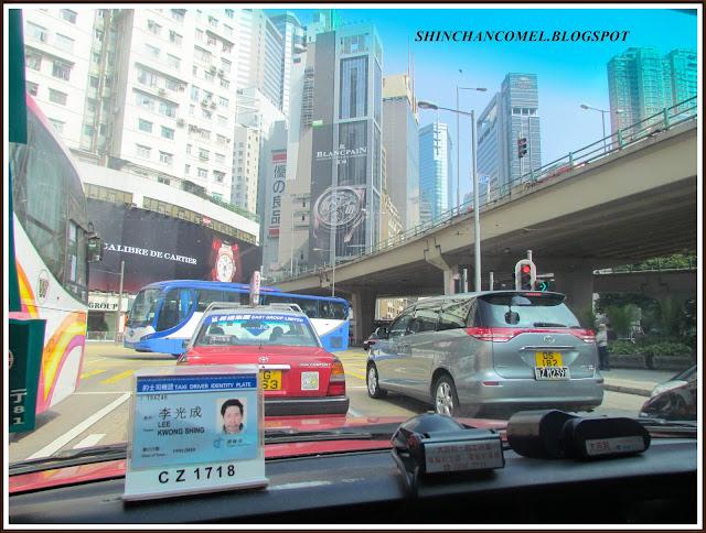 bercuti ke travel to hong kong tips taxi teksi