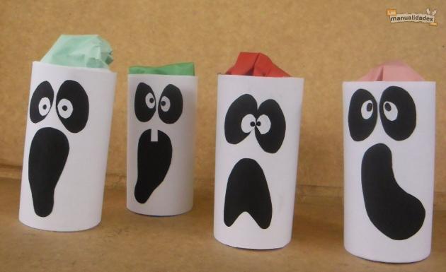 Manualidades, Blog de manualidades, manualidades para niños, manualidades de Reciclaje