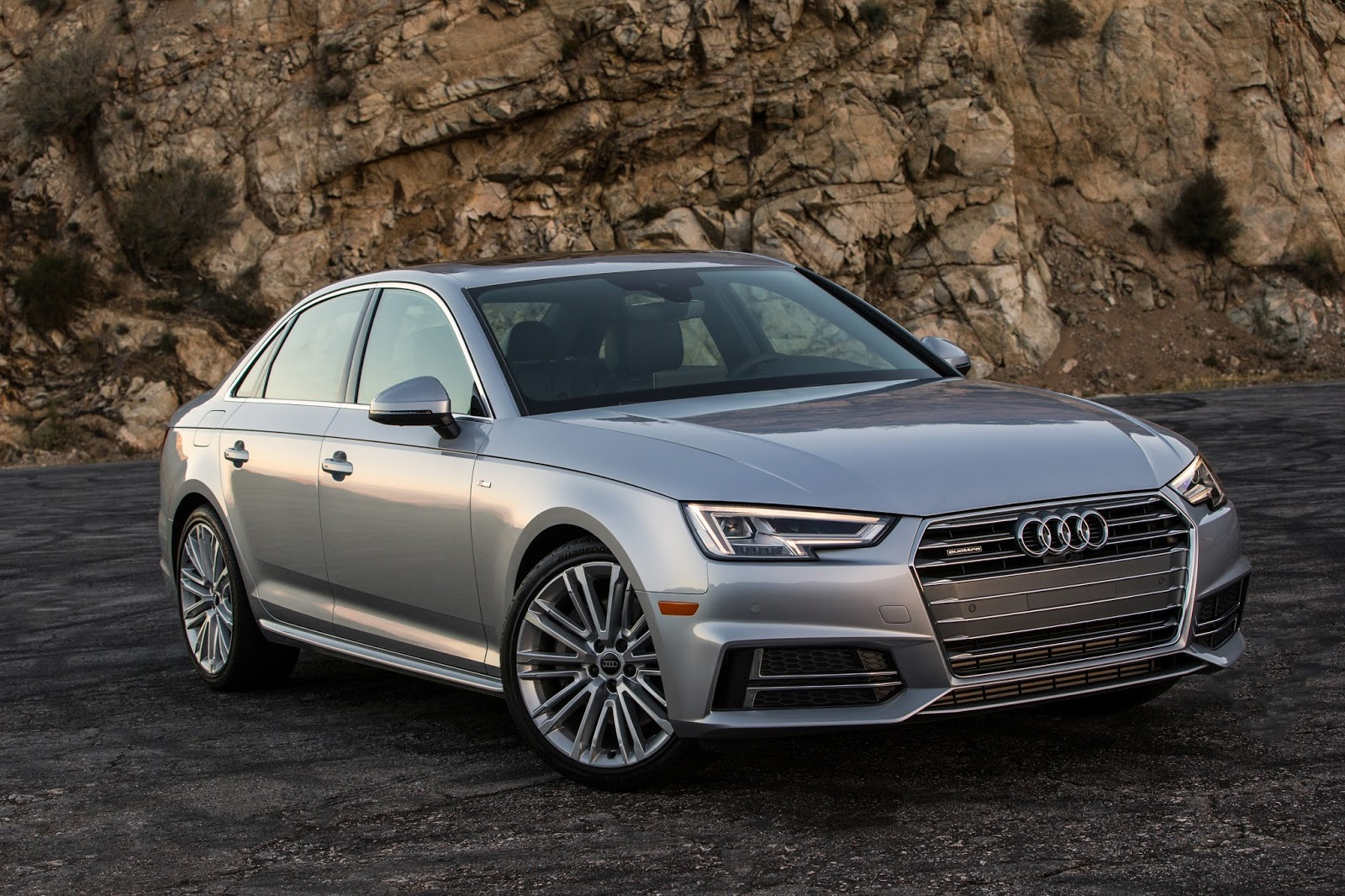 Audi A4 2 0t - Brilliance On Four Wheels The  Audi A T