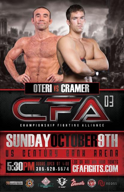 Dan Cramer CFA 3 Poster