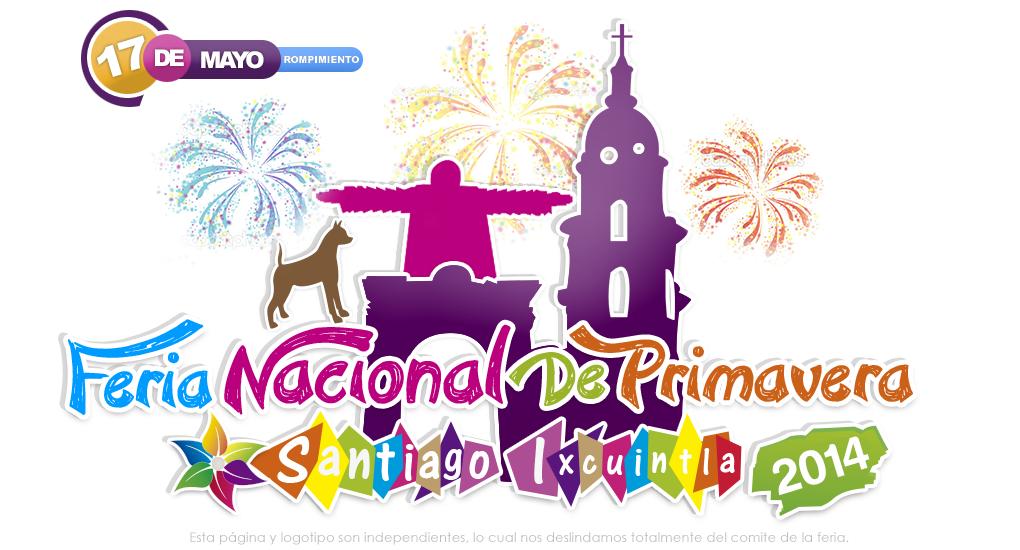 Feria Nacional de Primavera Santiago Ixcuintla 2014