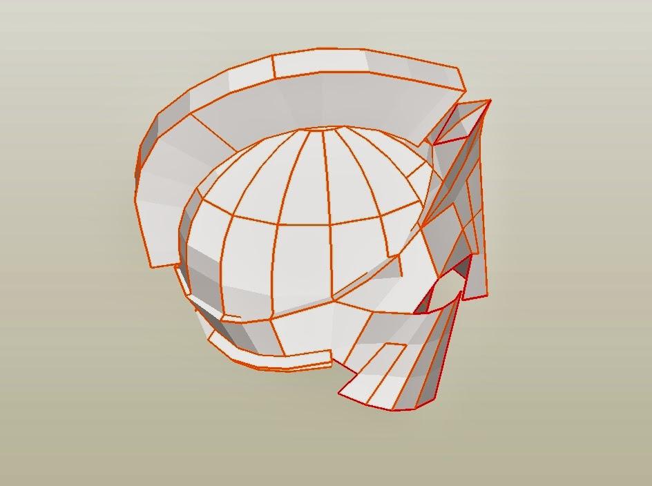 Dali lomo spartan 300 king leonidas costume helmet diy cardboard single corrugated cardboard httpamzn1lavrtl pronofoot35fo Choice Image