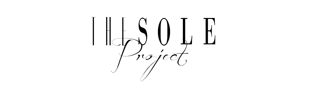 THE SOLE PROJECT | by Maria Yu
