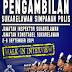 Temuduga Terbuka Inspektor dan Konstabel Sukarelawan Simpanan Polis (SSP) PDRM di Seluruh Malaysia