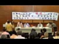讲座会:《发言人机制草案》密件曝光