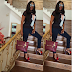 Ini Edo shows off massive weightloss + LV bag gift from Sen.Ita Giwa