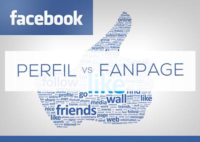 Diferencia Entre Fan Page y Perfil Personal